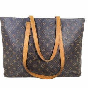 Louis Vuitton Tote bag Luco Brown monogram